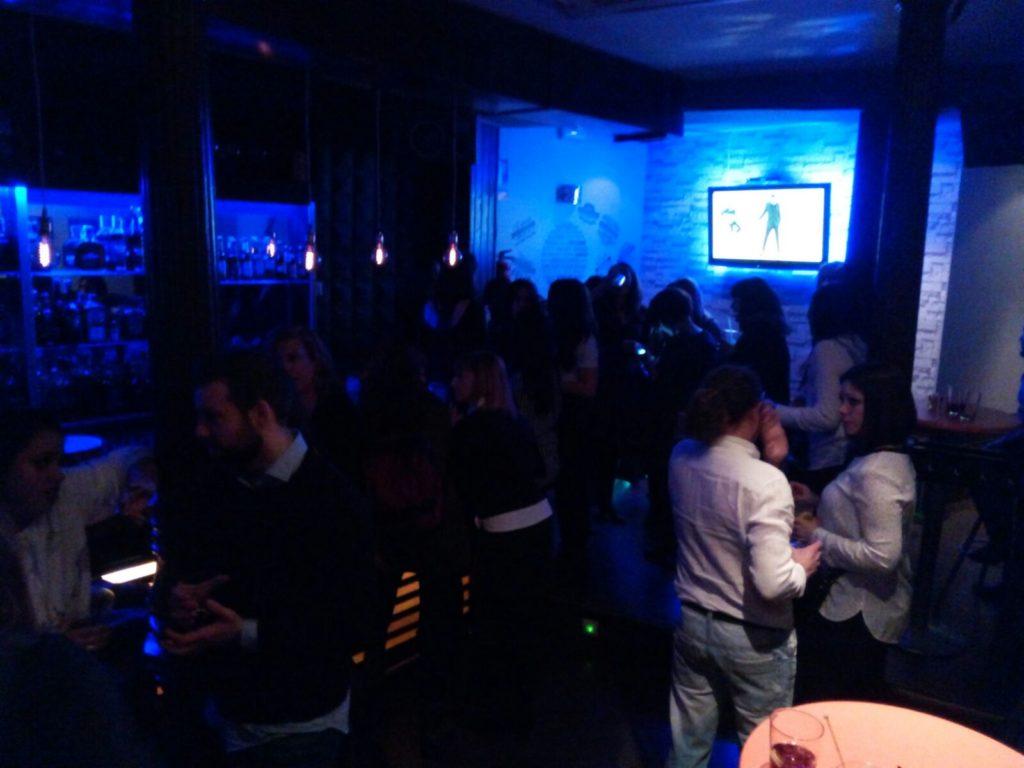 Local para fiestas n 14 huertas madrid directorio de - Local en madrid ...
