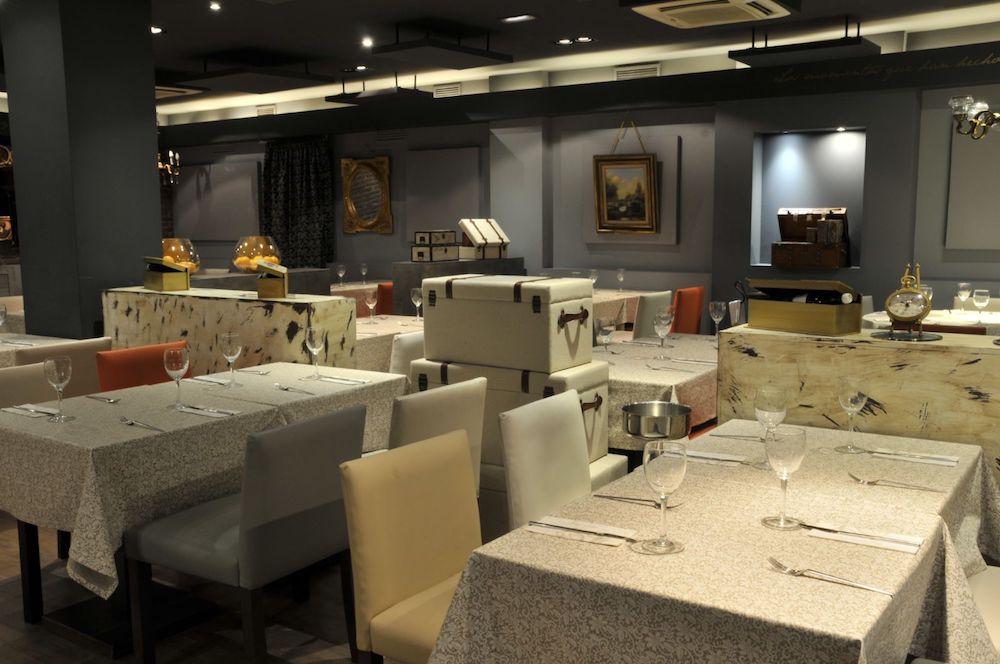 Restaurante elegante pozuelo alarcon directorio de - Local en madrid ...